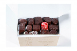Assortiment de Chocolats Noirs Leonidas 500 grs
