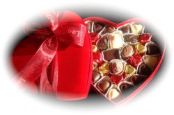 Coeur Velours Leonidas 34 Chocolats