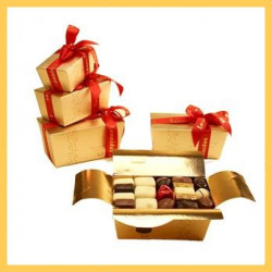 Assortiment de Chocolats Pralinés Leonidas 1 kg