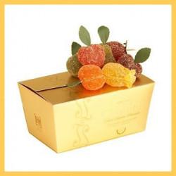 Ballotins de Pâtes de Fruits Leonidas 500 grs