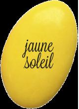Dragées Chocolat Jaune Soleil 1 kg