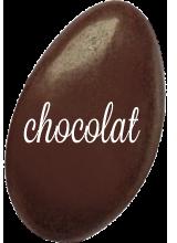 Dragées Chocolat Chocolat 1 kg