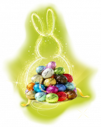Petits oeufs de Pâques 300 gr