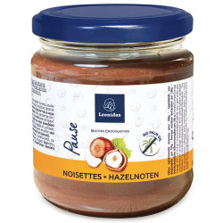 Pâte à Tartiner Noisettes Leonidas